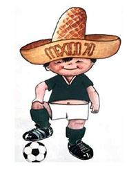 Mascotte WK 1970