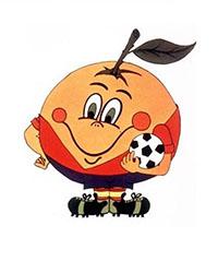 Mascotte WK 1982
