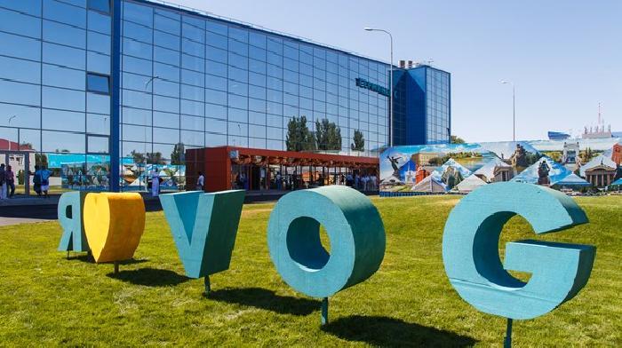 Een internationale terminal is geopend op Volgograd Airport voor het WK 2018
