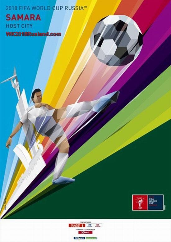 WK 2018 poster: Samara