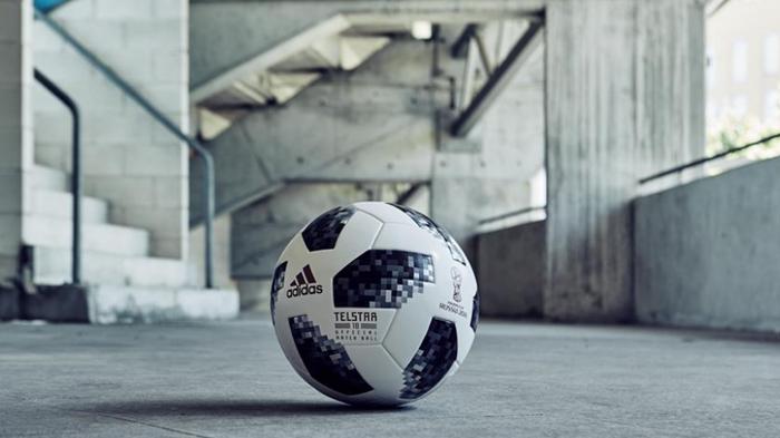 WK 2018 bal