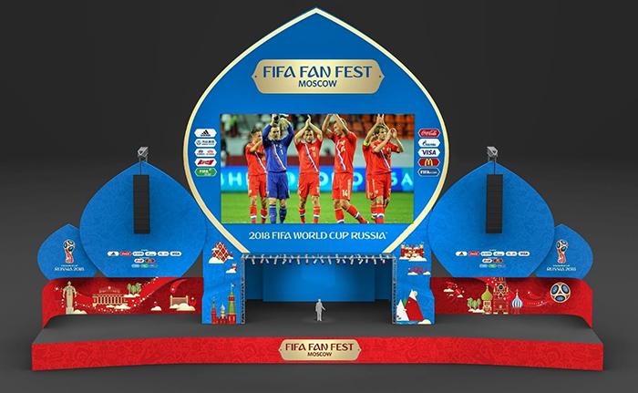 1019438bb97 Fanzones WK 2018 - FIFA Fan Fest in elke speelstad in Rusland